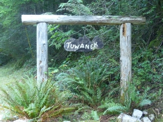 "Main Photo: LOT 12 CARMEL Place in Sechelt: Sechelt District Home for sale in ""TUWANEK"" (Sunshine Coast)  : MLS® # R2098620"