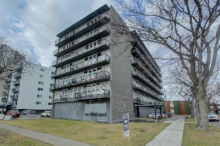 Main Photo: 203 8306 Jasper Avenue in Edmonton: Zone 09 Condo for sale : MLS(r) # E4042501