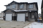 Main Photo: 15105 31 Street NW in Edmonton: Zone 35 House Half Duplex for sale : MLS(r) # E4049135