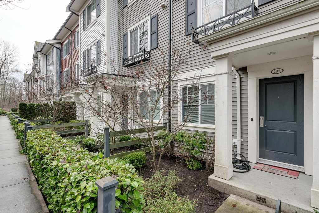 Main Photo: 2015 2655 BEDFORD Street in Port Coquitlam: Central Pt Coquitlam Townhouse for sale : MLS®# R2142907
