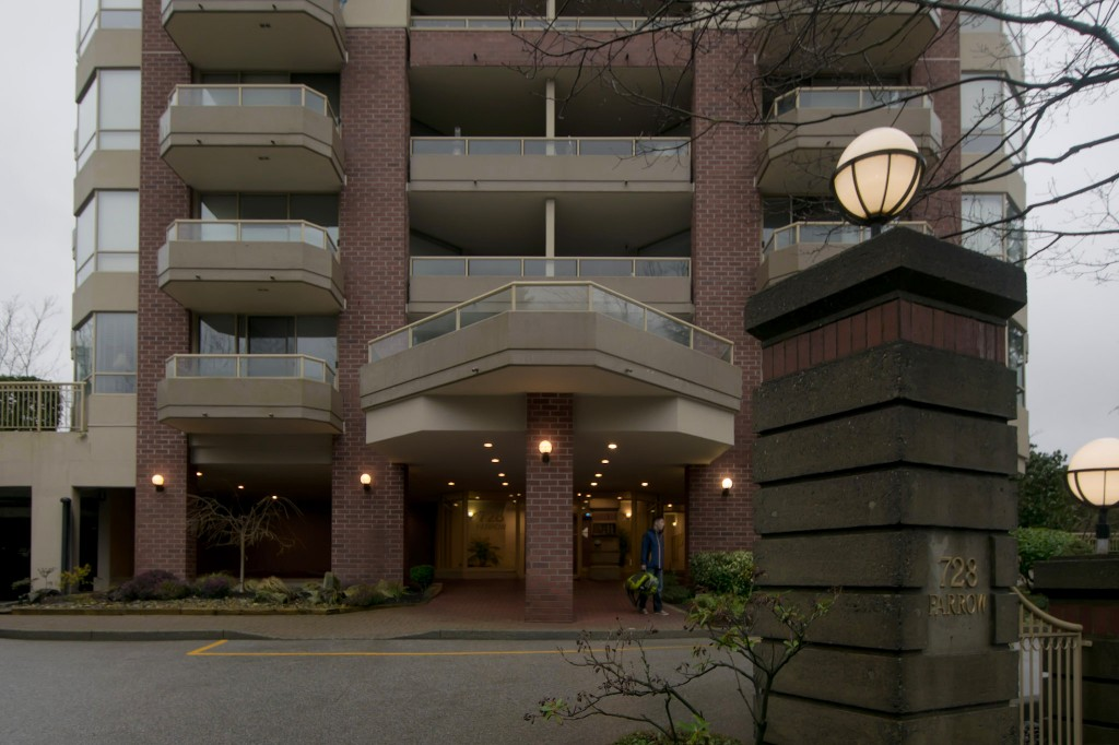 "Photo 23: 303 728 FARROW Street in Coquitlam: Coquitlam West Condo for sale in ""THE VICTORIA"" : MLS® # R2146505"