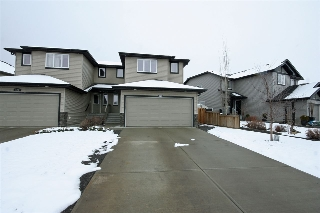 Main Photo: 525 FAIRWAY Terrace: Stony Plain House Half Duplex for sale : MLS(r) # E4059867