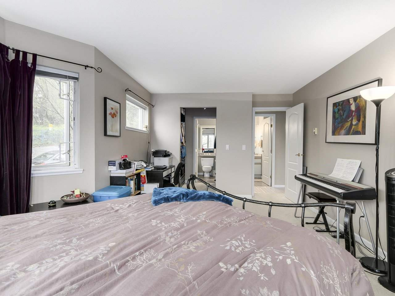 Photo 12: 127 1201 BRUNETTE Avenue in Coquitlam: Maillardville Townhouse for sale : MLS(r) # R2162178