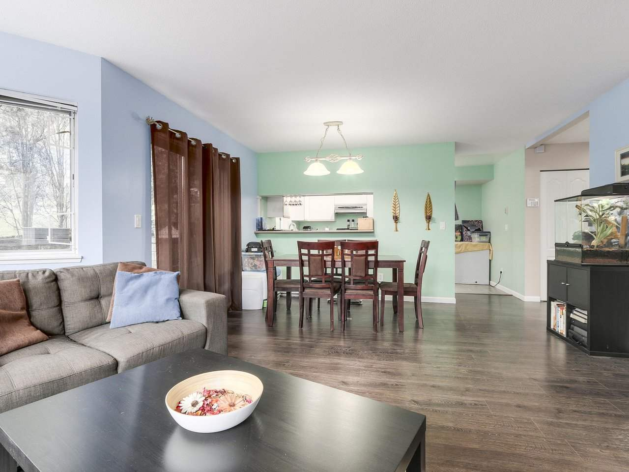 Photo 5: 127 1201 BRUNETTE Avenue in Coquitlam: Maillardville Townhouse for sale : MLS(r) # R2162178