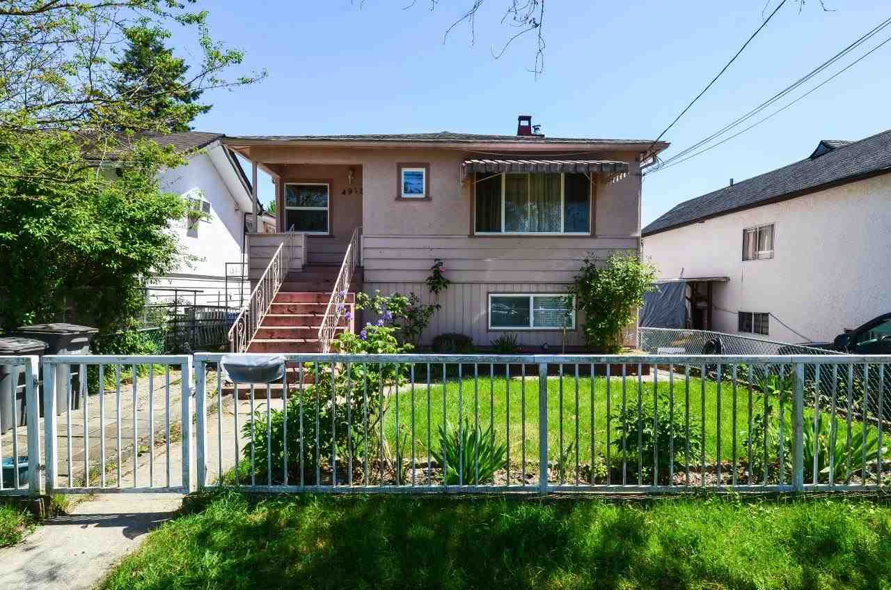 Main Photo: 4918 KILLARNEY Street in Vancouver: Collingwood VE House for sale (Vancouver East)  : MLS(r) # R2173832