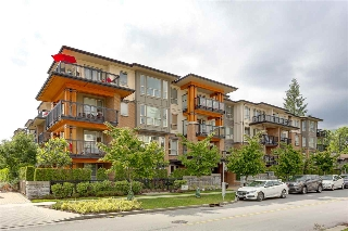 "Main Photo: 215 1150 KENSAL Place in Coquitlam: New Horizons Condo for sale in ""THOMAS HOUSE AT WINDSOR GATE"" : MLS(r) # R2177003"