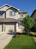 Main Photo: 8121 7 Avenue in Edmonton: Zone 53 House Half Duplex for sale : MLS(r) # E4069164