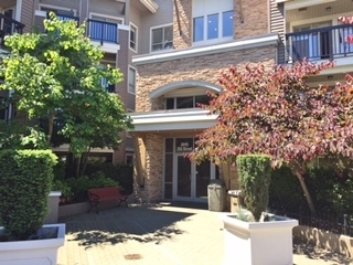 "Main Photo: 207 8915 202 Street in Langley: Walnut Grove Condo for sale in ""THE HAWTHORNE"" : MLS® # R2182410"