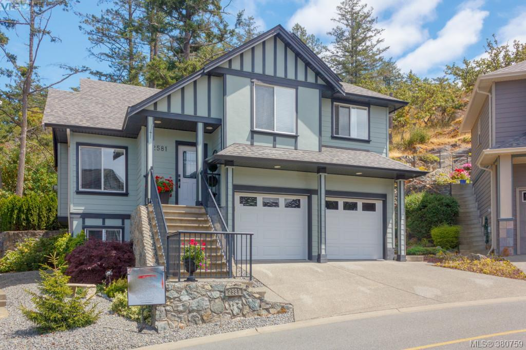 Main Photo: 2581 Legacy Ridge in VICTORIA: La Mill Hill Single Family Detached for sale (Langford)  : MLS® # 380759