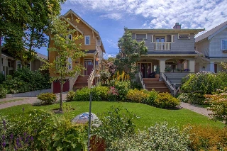 "Main Photo: 3532 W 5TH Avenue in Vancouver: Kitsilano Townhouse for sale in ""THE COTTAGE"" (Vancouver West)  : MLS(r) # R2191669"
