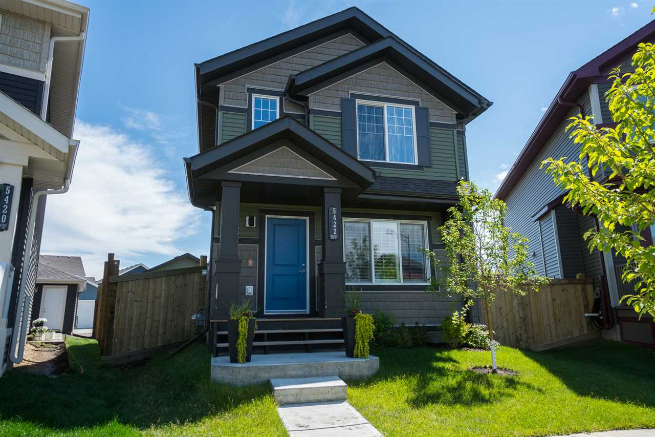 Main Photo: 5422 CRABAPPLE Loop in Edmonton: Zone 53 House for sale : MLS® # E4075350