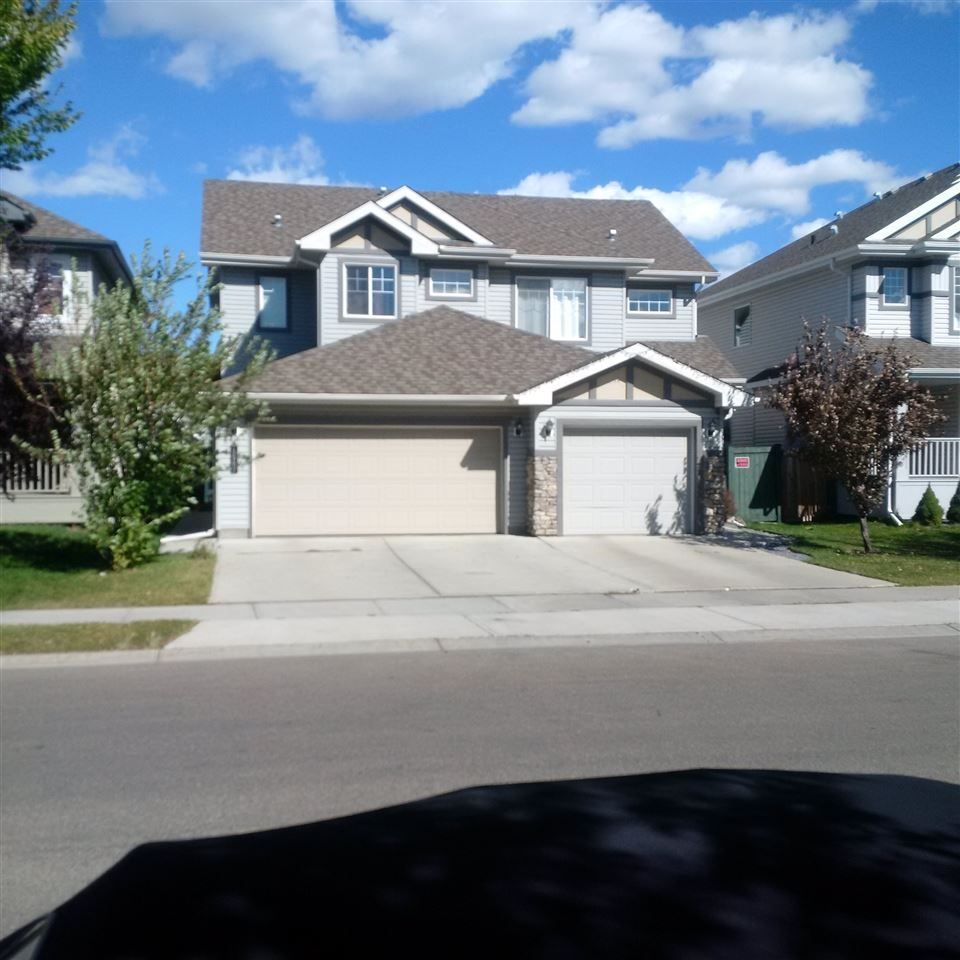 Main Photo: 1587 Rutherford Road in Edmonton: Zone 55 House Half Duplex for sale : MLS® # E4085281