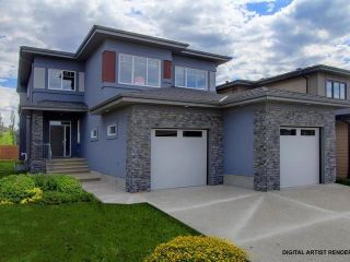 Main Photo: 1033 WALKOWSKI Place in Edmonton: Zone 56 House for sale : MLS® # E4088723