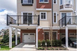 "Main Photo: 46 8068 207 Street in Langley: Willoughby Heights Townhouse for sale in ""YORKSON CREEK SOUTH"" : MLS® # R2223153"