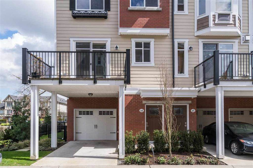 "Main Photo: 46 8068 207 Street in Langley: Willoughby Heights Townhouse for sale in ""YORKSON CREEK SOUTH"" : MLS®# R2223153"
