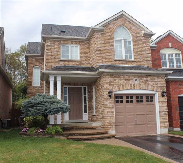 Main Photo: 99 Gateway Court in Whitby: Taunton North House (2-Storey) for sale : MLS® # E3993721