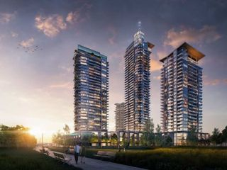 Main Photo: #602 at LUMINA by THIND in : Brentwood Park Condo  (Burnaby North)