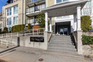 "Main Photo: 305 1519 GRANT Avenue in Port Coquitlam: Glenwood PQ Condo for sale in ""THE BEACON"" : MLS® # R2242173"
