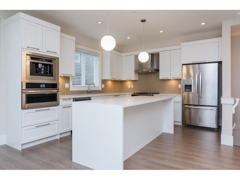 Main Photo: 65 7665 209 Street in Langley: Willoughby Heights Townhouse for sale : MLS® # R2243562