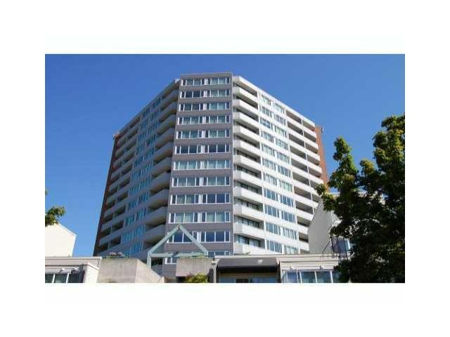 Main Photo: # 708 3920 HASTINGS ST in Burnaby: Willingdon Heights Condo for sale (Burnaby North)  : MLS®# V1054725