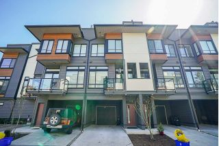 "Main Photo: 71 7811 209 Street in Langley: Willoughby Heights Townhouse for sale in ""Exchange"" : MLS®# R2260096"