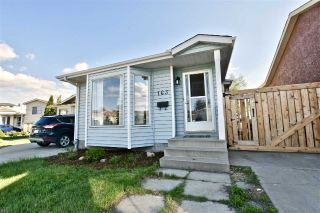 Main Photo: 163 HYNDMAN Crescent in Edmonton: Zone 35 House for sale : MLS®# E4111911
