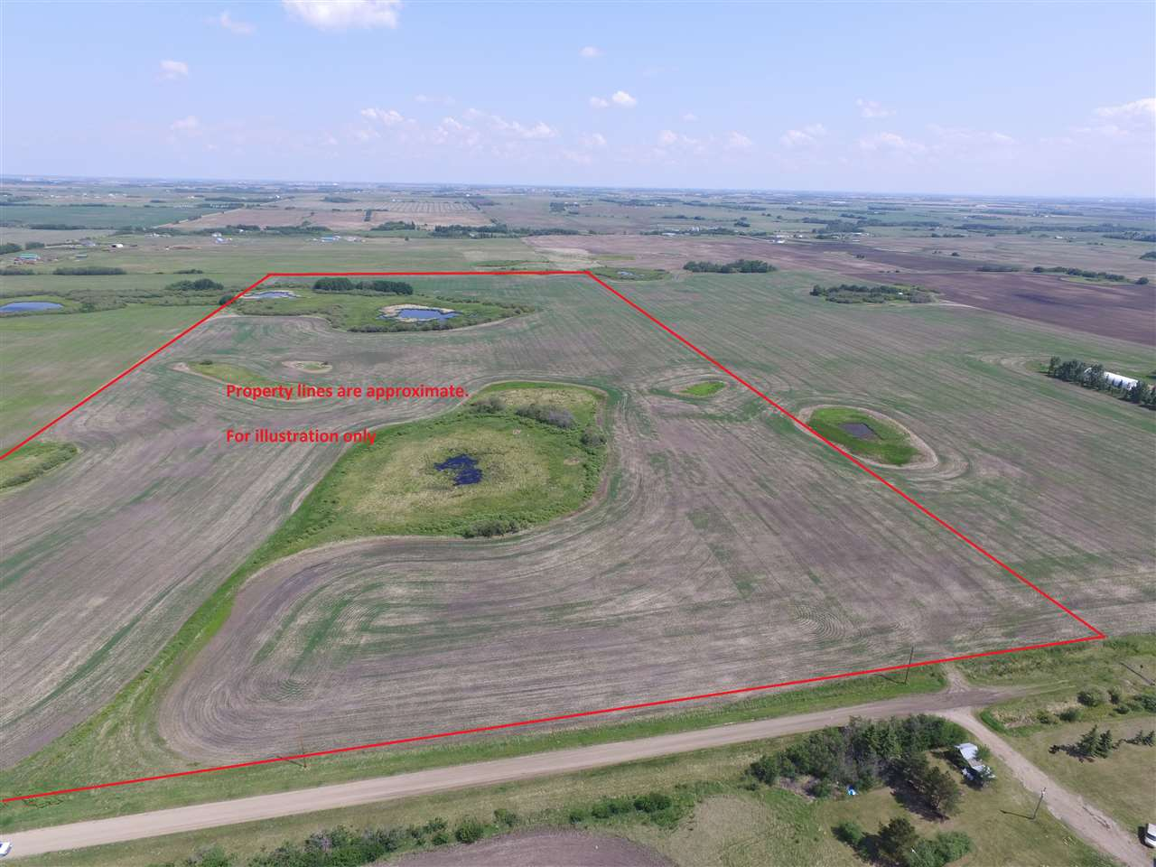 Main Photo: Twsp 553 Range Road 264: Rural Sturgeon County Rural Land/Vacant Lot for sale : MLS®# E4115529