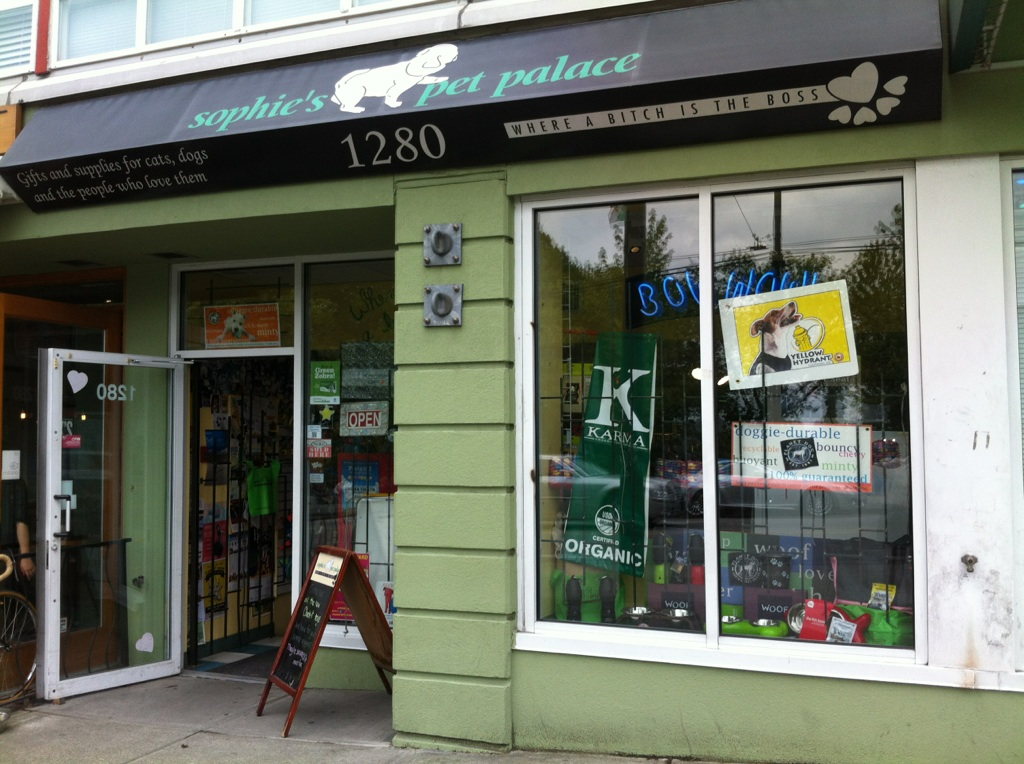 Main Photo: ~ PET FOOD & SUPPLY ~ in : Grandview VE Home for sale (Vancouver East)  : MLS(r) # V4035766