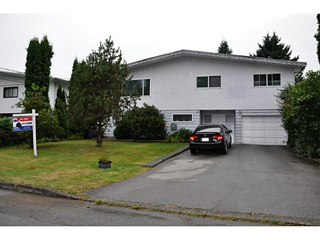 Main Photo: 3749 HAMILTON Street in Port Coquitlam: Lincoln Park PQ House for sale : MLS(r) # V1088203