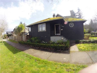 Main Photo: 3390 W 15TH Avenue in Vancouver: Kitsilano House for sale (Vancouver West)  : MLS(r) # V1112083
