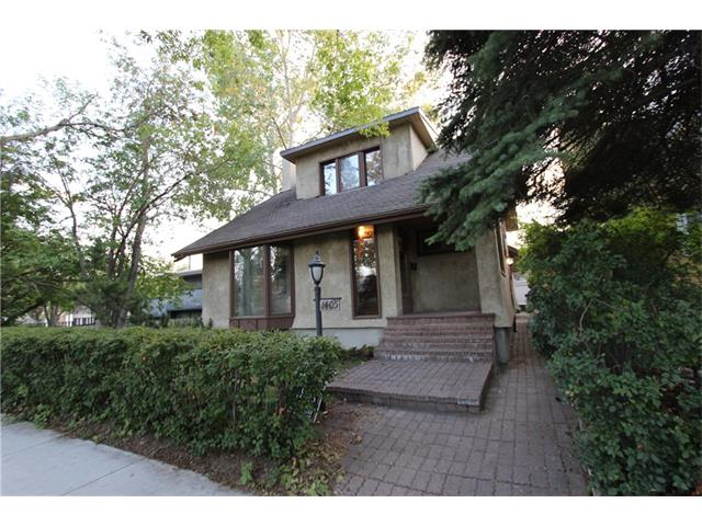 Main Photo: 1405 5 Street NW in Calgary: Rosedale House for sale : MLS® # C4025322