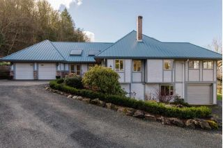 Main Photo: 41056 BELROSE Road in Abbotsford: Sumas Prairie House for sale : MLS® # R2039455