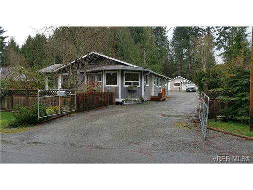 Main Photo: 688 Bay Road in MILL BAY: ML Mill Bay Single Family Detached for sale (Malahat & Area)  : MLS® # 361186