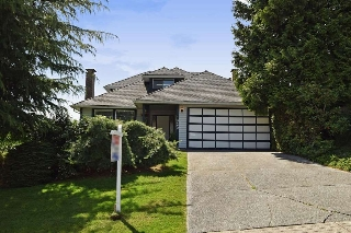 Main Photo: 1320 HONEYSUCKLE Lane in Coquitlam: Summitt View House for sale : MLS® # R2077056
