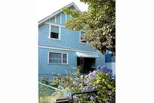 Main Photo: 1023 E 11TH AVENUE in : Mount Pleasant VE House for sale : MLS® # V302242