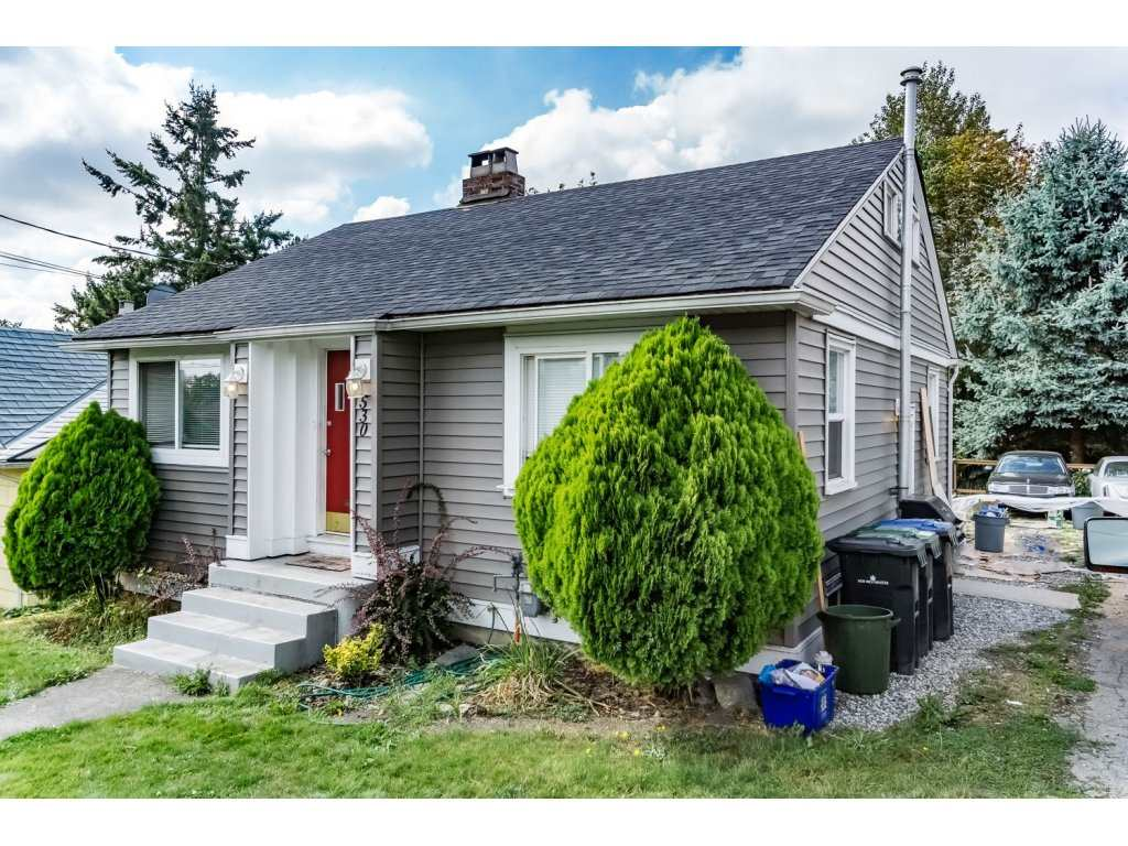 Main Photo: 530 FOURTEENTH Street in New Westminster: Uptown NW House for sale : MLS®# R2082037