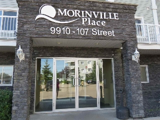 Main Photo: 106 9910 107 Street: Morinville Condo for sale : MLS(r) # E4040993
