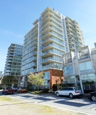 Main Photo: 1507 1833 CROWE Street in Vancouver: False Creek Condo for sale (Vancouver West)  : MLS(r) # R2137447