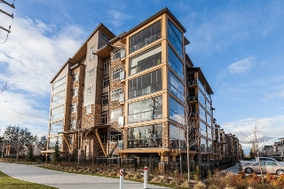 "Main Photo: 108 8067 207TH Street in Langley: Willoughby Heights Condo for sale in ""Yorkson Creek Parkside One"" : MLS® # R2139327"