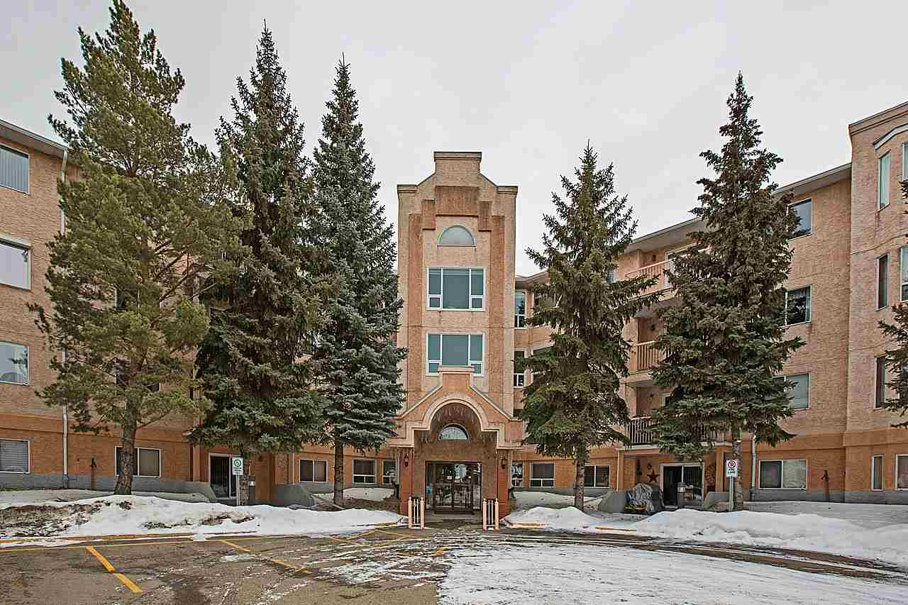 Main Photo: 407 10935 21 Avenue in Edmonton: Zone 16 Condo for sale : MLS(r) # E4055784