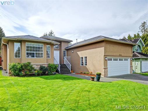 Main Photo: 4944 Haliburton Place in VICTORIA: SE Cordova Bay Single Family Detached for sale (Saanich East)  : MLS® # 376541