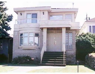 Main Photo: 3834 W 10TH AV in Vancouver: Point Grey House for sale (Vancouver West)  : MLS(r) # V551922