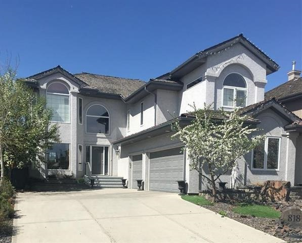 Main Photo: 818 Drysdale Run in Edmonton: Zone 20 House for sale : MLS(r) # E4063034