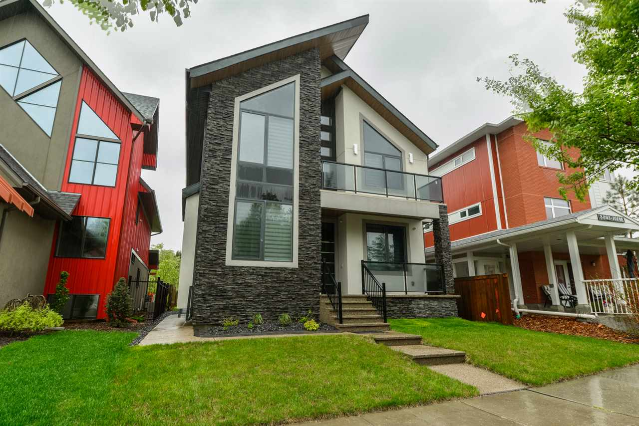 Main Photo: 8747 101 Avenue in Edmonton: Zone 13 House for sale : MLS® # E4067100