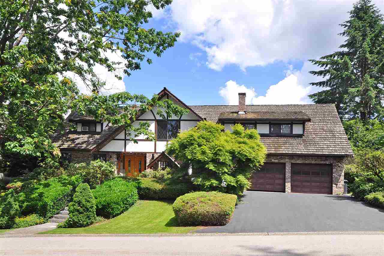 "Photo 1: 313 PRINCETON Avenue in Port Moody: College Park PM House for sale in ""COLLEGE PARK"" : MLS(r) # R2178263"