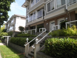 Main Photo: 102 2432 WELCHER Avenue in Port Coquitlam: Central Pt Coquitlam Townhouse for sale : MLS(r) # R2179694