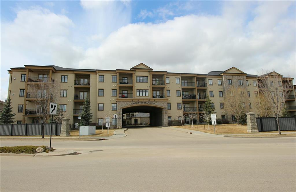 Main Photo: 203 160 Magrath Road: Condo for sale