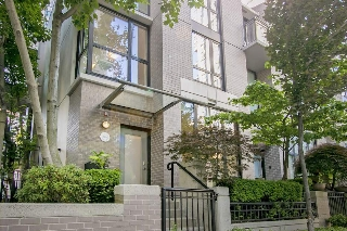 "Main Photo: 1271 RICHARDS Street in Vancouver: Yaletown Townhouse for sale in ""Oscar"" (Vancouver West)  : MLS(r) # R2189715"