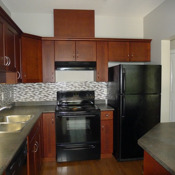 Maple cabinetry. All appliances included!!