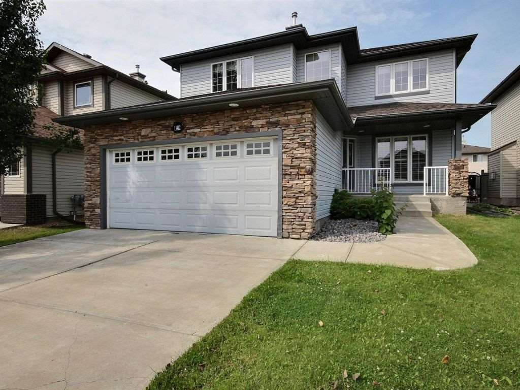 Main Photo: 13412 159 Avenue in Edmonton: Zone 27 House for sale : MLS® # E4076088